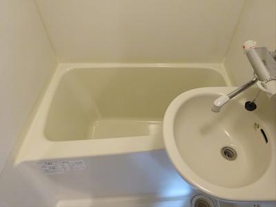 【浴室】ドルチェ笹塚・壱番館