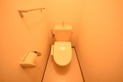 【トイレ】レスポワール赤坂 A棟