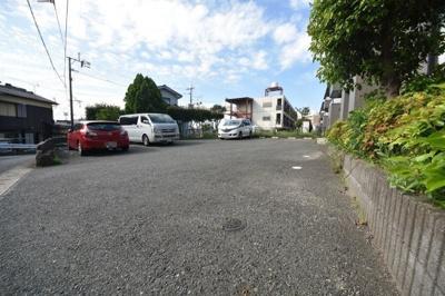 【駐車場】レスポワール赤坂 C棟