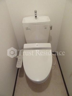 【トイレ】レジディア入谷