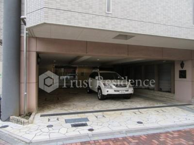 【駐車場】レジディア入谷