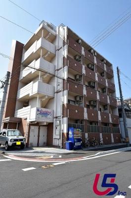 【外観】吉野町ワンルームマンション