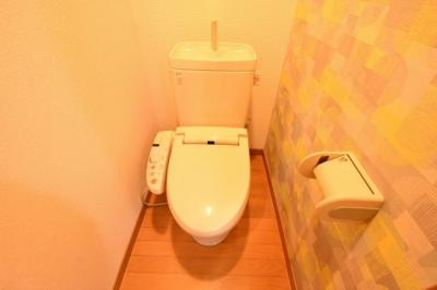 【トイレ】吉野町ワンルームマンション