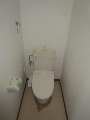 【トイレ】ベルデュールⅡ