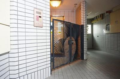 【セキュリティ】メゾン内久宝寺