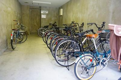 【駐車場】メゾン内久宝寺