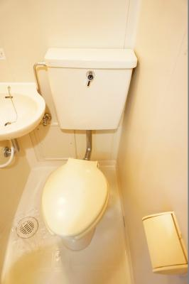 【トイレ】メゾン内久宝寺