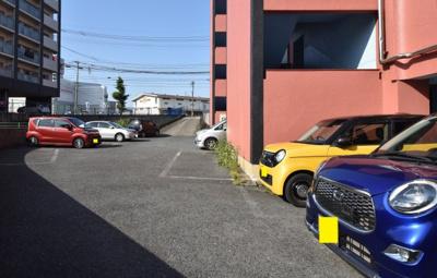 【駐車場】リバーサイドプリンセス篠崎