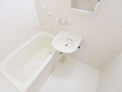 【浴室】コーポ平成