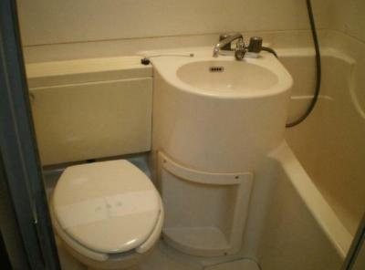【トイレ】東が丘コーポラス