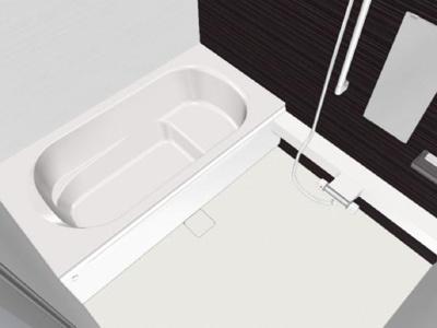 【浴室】サングレイス穴生