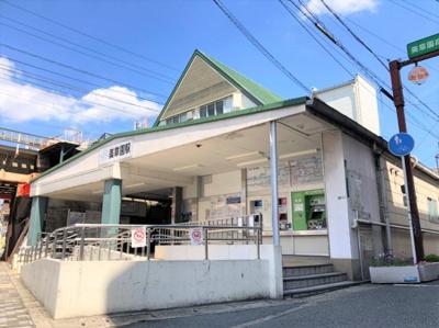 JR阪和線「美章園」駅より徒歩約3分のアクセス!