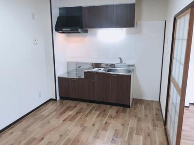 【キッチン】マンション神谷