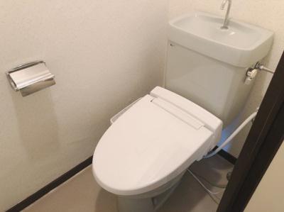 【トイレ】マンション神谷