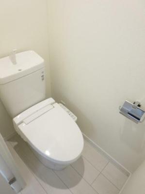 【トイレ】下北沢ガーデン