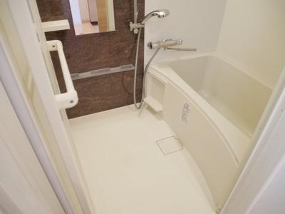 【浴室】クレッシェンド上石町