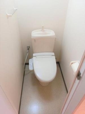 【トイレ】ナムサ東中野