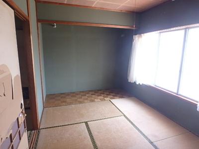 【寝室】佐藤3丁目貸店舗