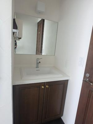 1階 手洗い場