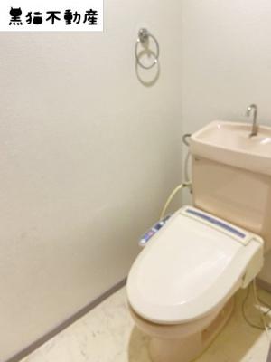 【トイレ】八事石坂マンション