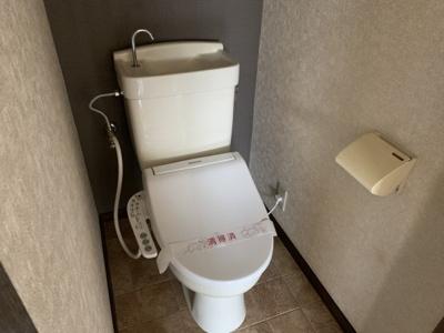 【トイレ】高保マンション
