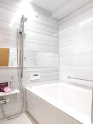 【浴室】日商岩井新小岩マンション 2階 リ ノベーション済