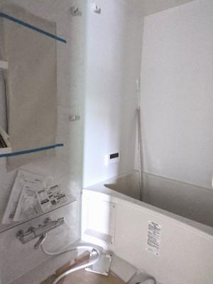 【浴室】Silkmare(博多南駅前新築アパート)