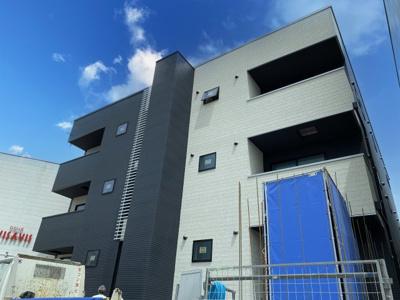 【外観】Silkmare(博多南駅前新築アパート)