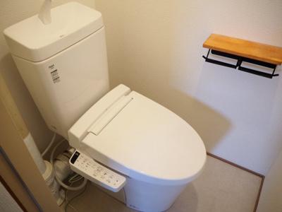 【トイレ】コーポ岩戸