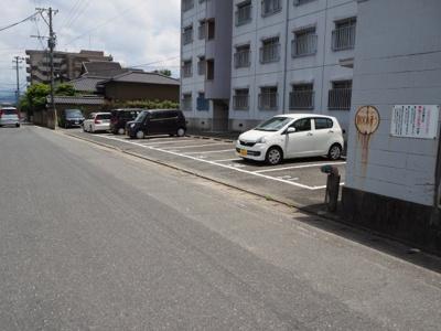 【駐車場】コーポ岩戸