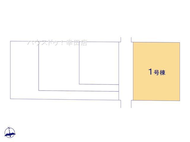 区画図 ※図面と異なる場合は現況を優先 2019-09-16