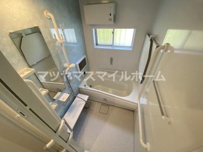 【浴室】氷野1丁目戸建賃貸