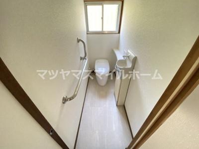 【トイレ】氷野1丁目戸建賃貸
