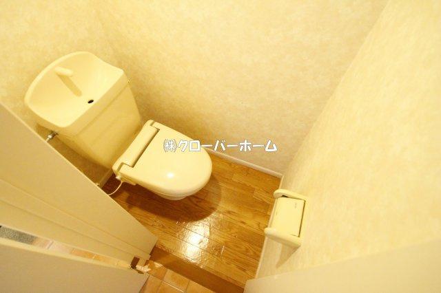【トイレ】ロッシェル相生3号棟