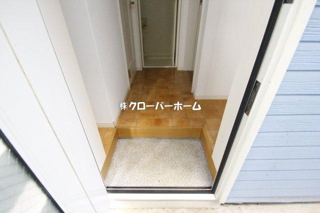 【玄関】ロッシェル相生3号棟