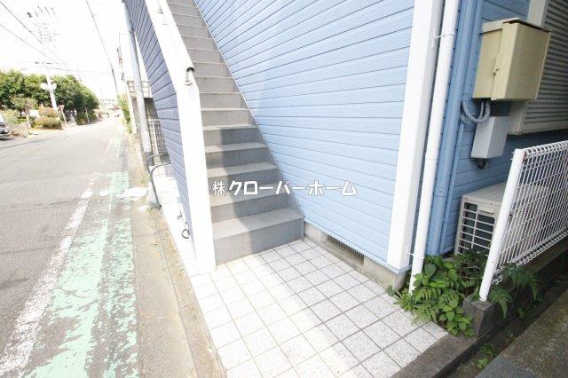 【エントランス】ロッシェル相生3号棟