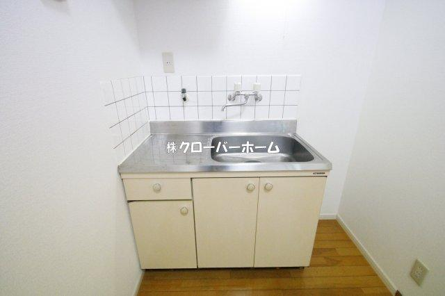 【キッチン】ロッシェル相生3号棟