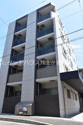 【外観】Quartier shirakazuma(カルチェ白和馬)