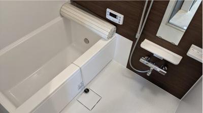 【浴室】ワコー東日本橋マンション