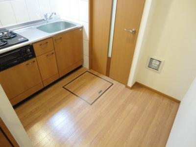 キッチン・床下収納