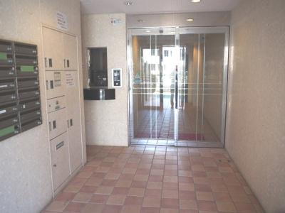 【エントランス】コンドミニアム薬院駅