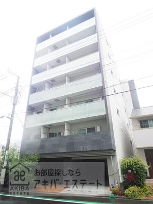 【外観】プレール・ドゥーク錦糸町Ⅴ