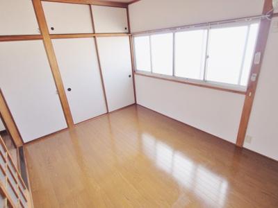 【寝室】三宅第五アパート