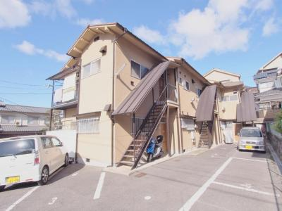 【外観】三宅第五アパート