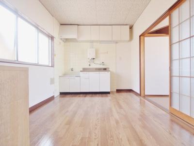 【居間・リビング】三宅第五アパート