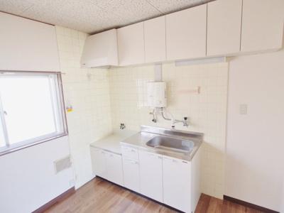 【キッチン】三宅第五アパート