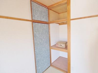 【収納】三宅第五アパート