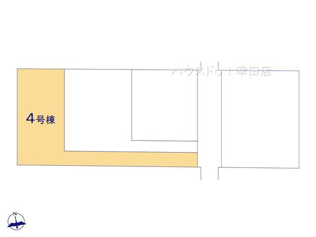 区画図 ※図面と異なる場合は現況を優先 2021-09-16
