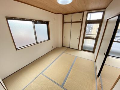 【寝室】ガーデンプラザ
