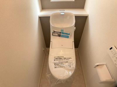 【トイレ】グラファーレ平群町吉新 全1棟 1号棟